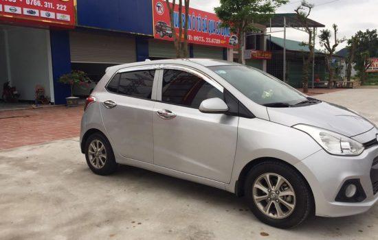 I10 sản xuất 2015 đăng kí 2016 số sàn bản đủ xe tư nhân chính chủ