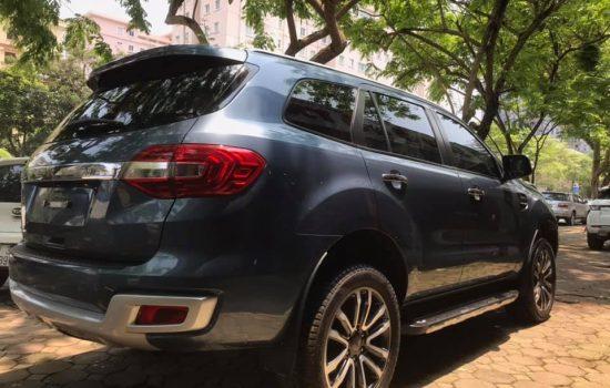 Ford Everest 2018 2.0L Titannium