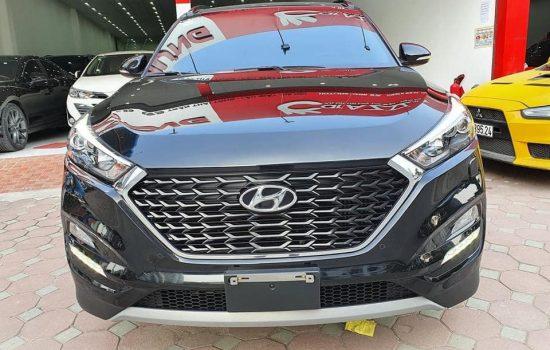 Hyundai Tucson 1.6 Turbo sản xuất 2018