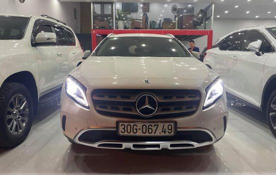 Mercedes_GLA_200 sản xuất năm 2019