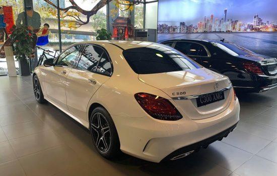 Mercedes C300AMG 2019
