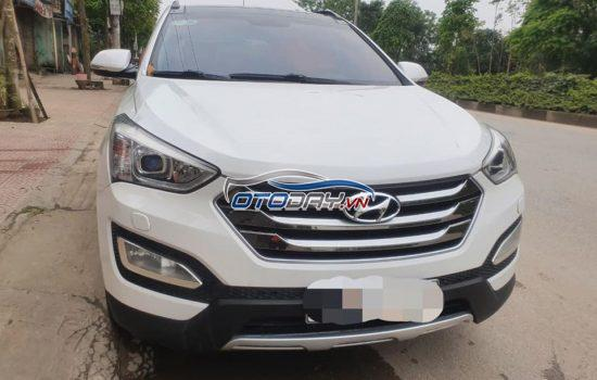 Hyundai Santa-Fe 2.4AT AWD 2015