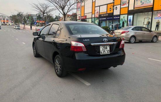 Bán Toyota Vios G 2015 số tự động