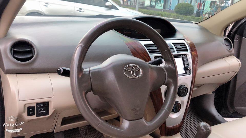 Toyota Vios 2017 MT (số sàn )