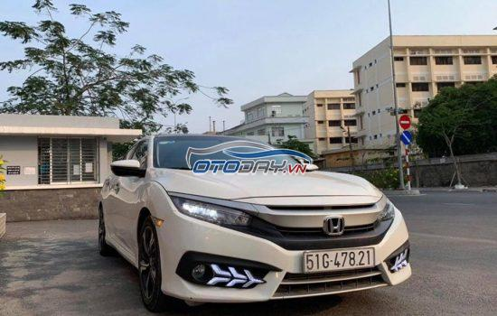 Civic Turbo sx2017 bản L.
