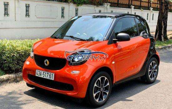 Bán nhanh Mercedes Smart ForTwo Coupe 2018..
