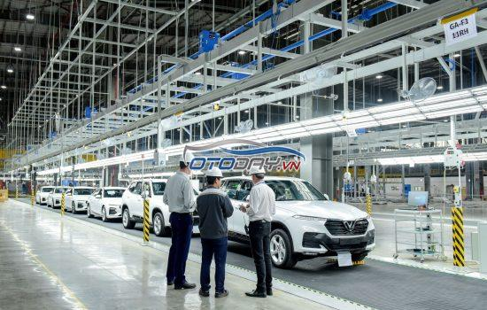 Bộ đề nghị giảm 50% lệ phí trước bạ cho ôtô sản xuất trong nước