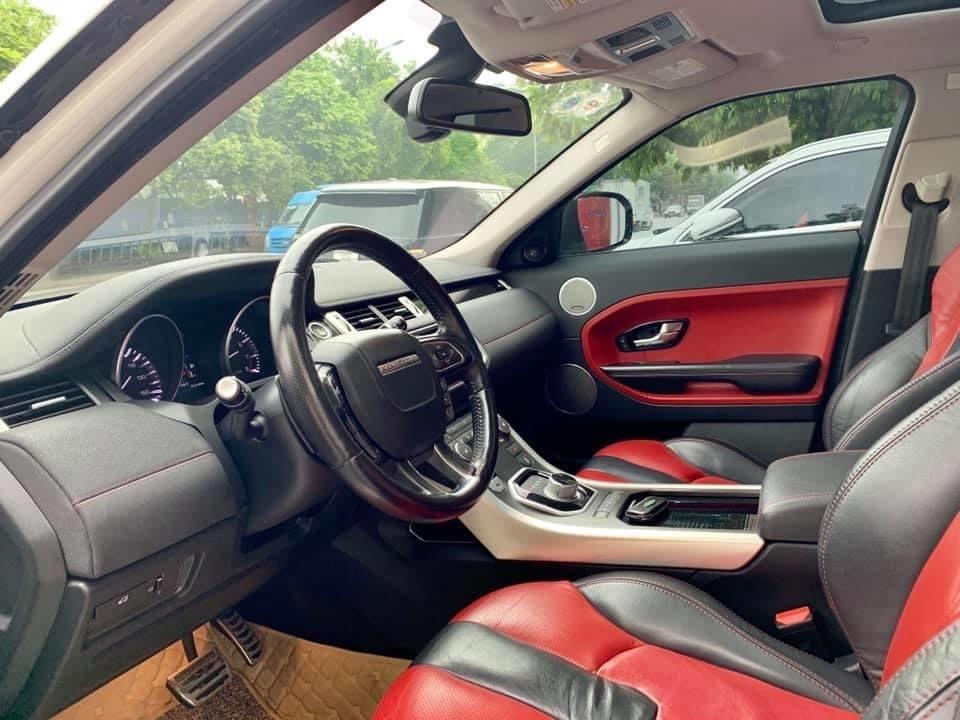 Land Rover Evoque sx 2012
