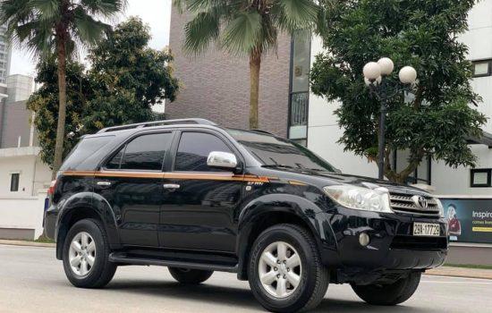 Toyota Fortuner V 2011 Tự động 2 cầu