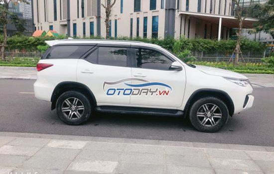 Toyota Fortuner sản xuất 2017 2.4MT