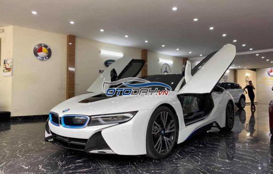 BMW i8 2015 Siêu đẹp