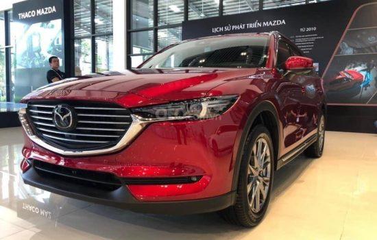 Nhiều mẫu xe ô tô giảm kỷ lục cuối tháng 3, có mẫu xe giảm 350 triệu đồng
