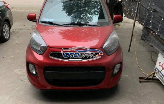 Kia Morning EX 1.25 MT sx 2018