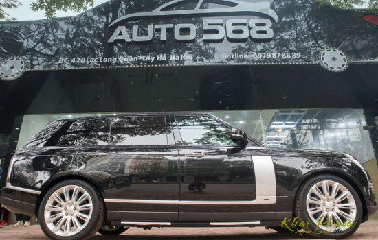 Range Rover Autobiography LWB với giá gần 12 tỷ đồng