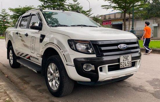 Ford Ranger 2015 Wildtrak