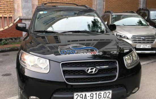 Hyundai Santafe 2008 máy dầu số sàn