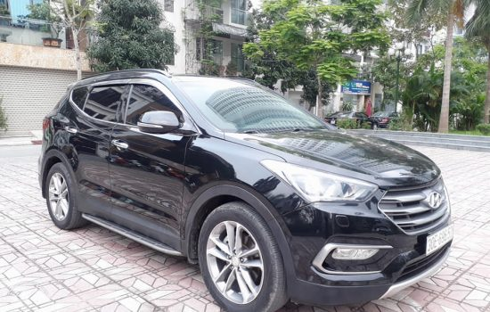 Hyundai Santafe 2.4 AT 4WD Full Xăng  2018