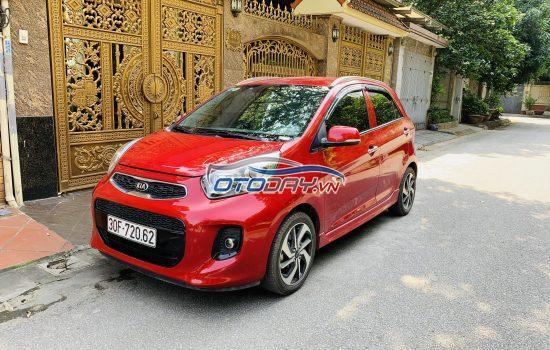 Chính chủ bán Morning S 1.2AT màu đỏ sx 2019 gia đình sử dụng