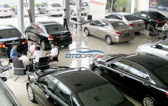 Ô tô cũ giảm giá sốc tới 80 triệu chưa từng thấy bởi dịch Covid-19