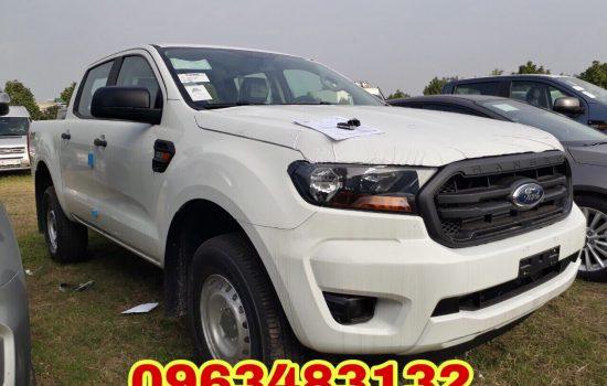 Giá xe Ford Ranger XL 2.2L 4×4 MT 2 cầu số sàn, Giá rẻ nhất thị trường, Hỗ trợ trả góp 80%, Giao xe ngay