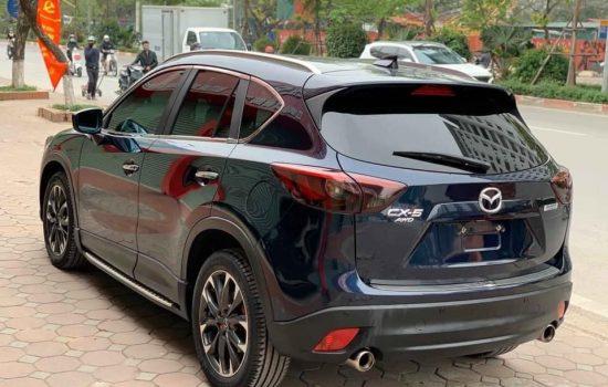 Mazda CX5 2.5 sản xuất 2018