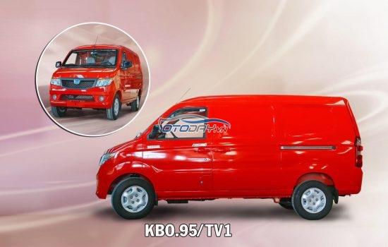 Cần bán xe tải Van KENBO 2 chỗ ngồi sản xuất năm 2020 chưa qua sử dụng