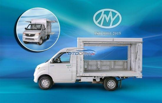 Cần bán Xe tải thùng kín KENBO đời 2020 chưa qua sử dụng