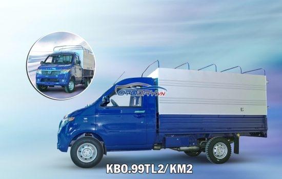 Cần bán xe tải thùng bạt KENBO đời mới chưa qua sử dụng