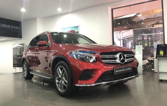 Đại lý Mercedes Haxaco bán xe GLC300 AMG mới lăn bánh 600Km còn rất mới giá tốt.