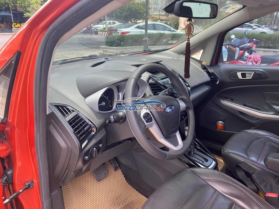 Ford EcoSport 1.5 AT 2015