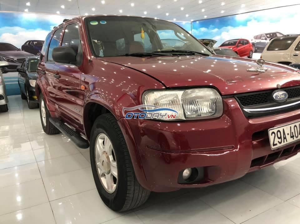Ford escape 2002 màu rất đẹp, hiếm trên thị trường