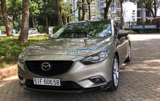 Chính chủ cần bán Mazda6 ( dòng 2.5 ) #Date 2016