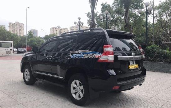 Toyota Prado TXL 2.7L sx 2015
