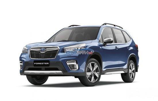 Bảng giá xe ô tô Subaru mới nhất 5/2020