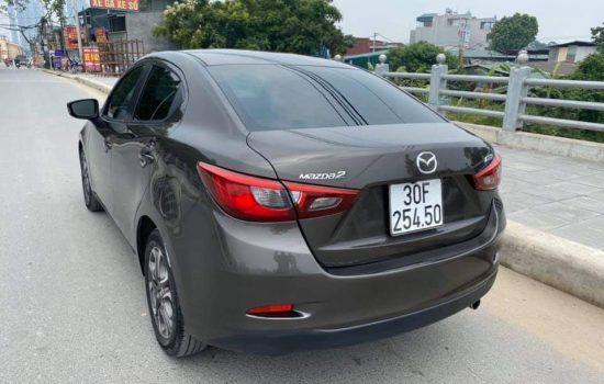 Mới về Mazda 2 SX 2015  Số tự động Xe tư nhân chính chủ sử dụng .