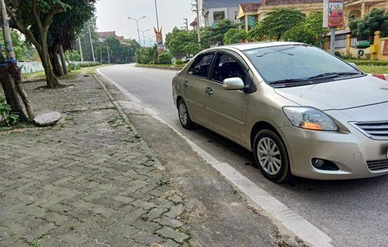 Toyota Vios sản xuất năm 2011