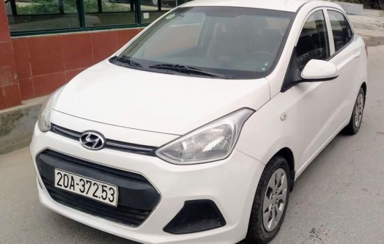 Huyndai i10 sedan 2016