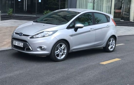 Ford Fiesta sx 2013.
