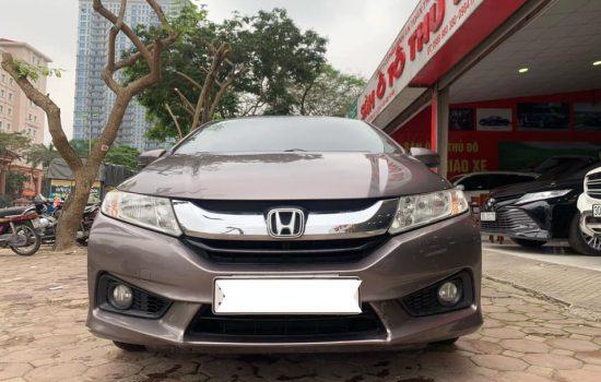 Ban xe Honda City 1.5 AT sx 2014