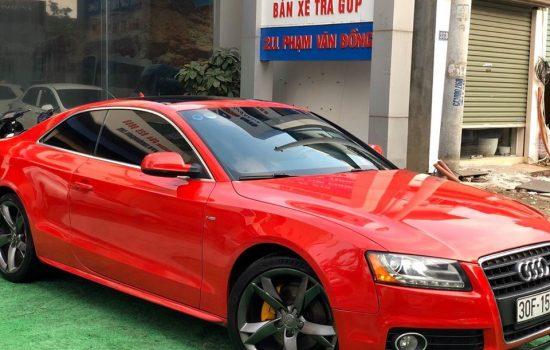 Audi A5 Sline Sport 2011