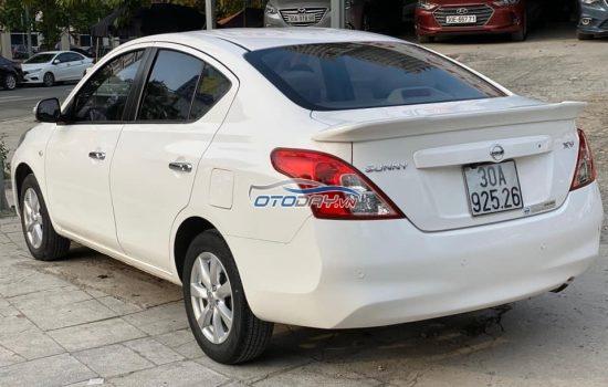 Nissan Sunny XV 1.5AT(số tự động) sx2015 đky 2016, một chủ từ mới.