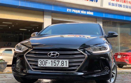 Huyndai Elantra 2.0 AT GLS sx 2017 xe tư nhân