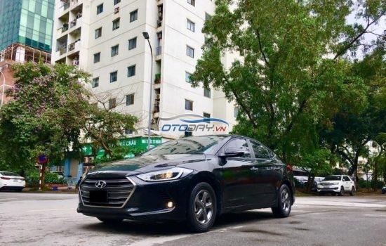 Hyundai elantra 1.6MT SX 2017 biển TP