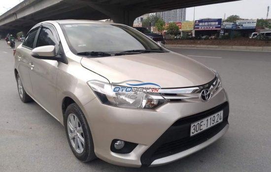 Toyota Vios 2016MT