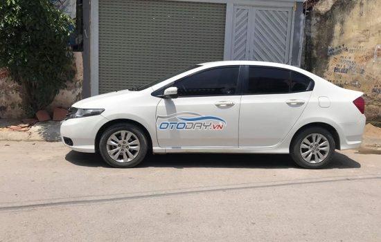Honda City 2014 số tự động