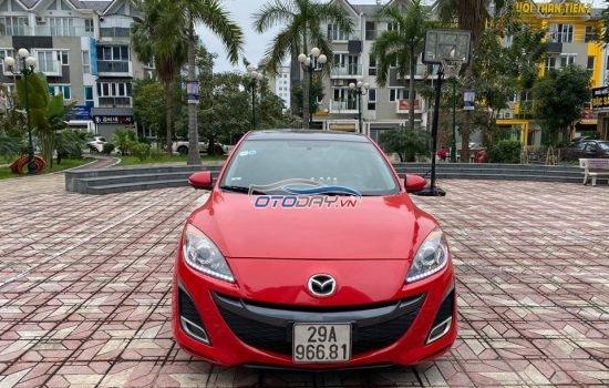 Mazda 3 1.6 AT Sx 2010 Hatback Nhập khẩu chính chủ