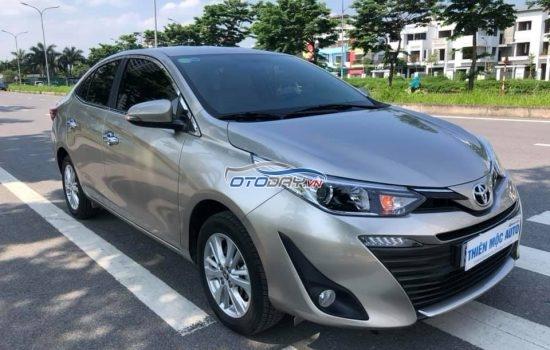 Xe Toyota Vios 1.5 G 2019