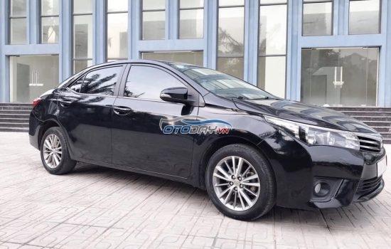 Toyota Altis 1.8G sx 2014 đky 2015
