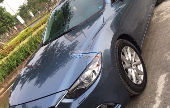 Mazda 6 2.0at sx cuối 2015 còn rất mới