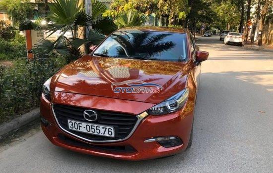 Mazda 3 sản xuất và đăng ký 2018 1 chủ từ đầu